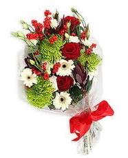 Kız arkadaşıma hediye mevsim demeti  Kayseri çiçek 14 şubat sevgililer günü çiçek