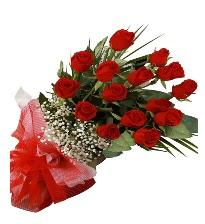 15 kırmızı gül buketi sevgiliye özel  Kayseri çiçek çiçek satışı