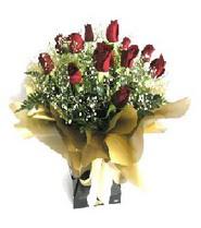Kayseri çiçek cicekciler , cicek siparisi  11 adet kirmizi gül  buketi