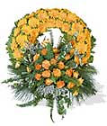 cenaze çiçegi celengi cenaze çelenk çiçek modeli  Kayseri çiçek çiçek satışı
