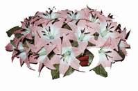 yapay karisik çiçek sepeti   Kayseri çiçek internetten çiçek siparişi