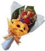 güller ve gerbera çiçekleri   Kayseri çiçek çiçek satışı
