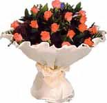 11 adet gonca gül buket   Kayseri çiçek çiçek satışı