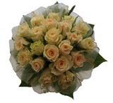 12 adet sari güllerden buket   Kayseri çiçek çiçek online çiçek siparişi