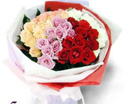 SEVENLERE ÖZEL 51 ADET GÜL  Kayseri çiçek online çiçek gönderme sipariş