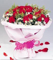 Kayseri çiçek online çiçek gönderme sipariş  12 ADET KIRMIZI GÜL BUKETI