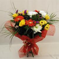 Kayseri çiçek çiçekçiler  Karisik mevsim demeti