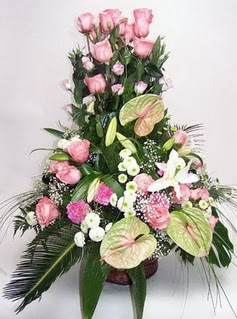 Kayseri çiçek internetten çiçek satışı  özel üstü süper aranjman