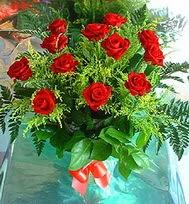 12 adet gül buketi  Kayseri çiçek çiçek mağazası , çiçekçi adresleri