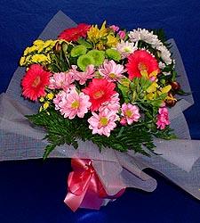 karisik sade mevsim demetligi   Kayseri çiçek çiçek servisi , çiçekçi adresleri