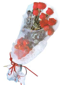 11 adet kirmizi güller buket tanzimi   Kayseri çiçek çiçek siparişi vermek