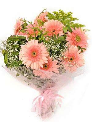 Kayseri çiçek çiçekçi mağazası  11 adet gerbera çiçegi buketi