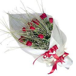 Kayseri hacılar çiçek çiçek gönderme sitemiz güvenlidir  11 adet kirmizi gül buket- Her gönderim için ideal