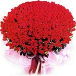 Kayseri melikgazi çiçek çiçek yolla  1001 adet kirmizi gülden çiçek tanzimi