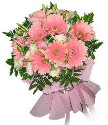 Kayseri çiçek hediye sevgilime hediye çiçek  Karisik mevsim çiçeklerinden demet
