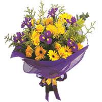 Kayseri çiçek çiçek satışı  Karisik mevsim demeti karisik çiçekler