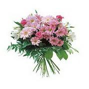 karisik kir çiçek demeti  Kayseri çiçek çiçekçi mağazası