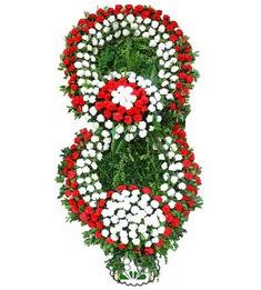 Görsel Cenaze çiçek , cenaze çiçek , çelengi  Kayseri çiçek çiçek online çiçek siparişi