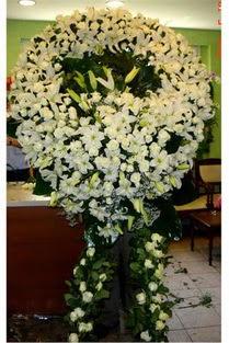 Cenaze çelenk , cenaze çiçekleri , çelengi  Kayseri çiçek çiçekçi mağazası