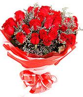 11 adet kaliteli görsel kirmizi gül  Kayseri çiçek hediye çiçek yolla