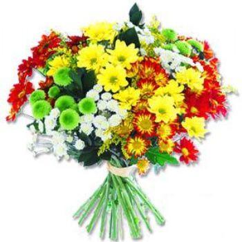 Kir çiçeklerinden buket modeli  Kayseri çiçek 14 şubat sevgililer günü çiçek
