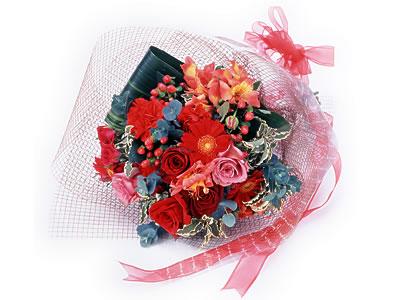 Karisik buket çiçek modeli sevilenlere  Kayseri çiçek çiçek online çiçek siparişi