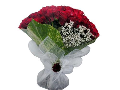 25 adet kirmizi gül görsel çiçek modeli  Kayseri çiçek yurtiçi ve yurtdışı çiçek siparişi