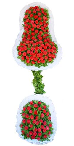 Dügün nikah açilis çiçekleri sepet modeli  Kayseri çiçek anneler günü çiçek yolla