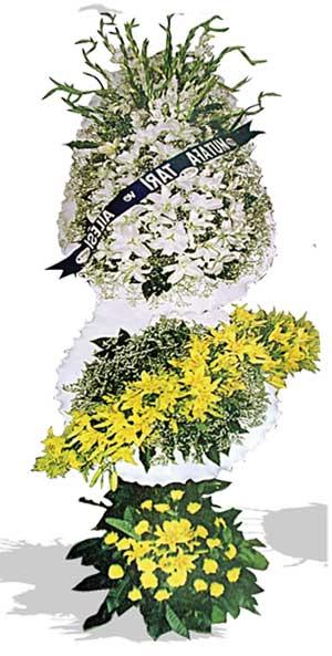 Dügün nikah açilis çiçekleri sepet modeli  Kayseri çiçek çiçek siparişi sitesi