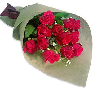 Uluslararasi çiçek firmasi 11 adet gül yolla  Kayseri çiçek online çiçekçi , çiçek siparişi