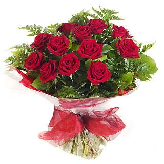 Ucuz Çiçek siparisi 11 kirmizi gül buketi  Kayseri çiçek güvenli kaliteli hızlı çiçek