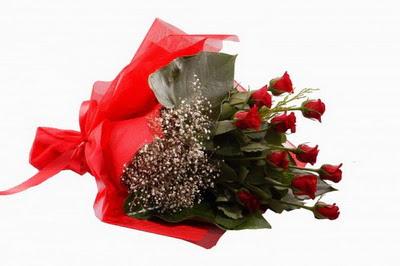 Kayseri çiçek çiçek siparişi vermek  11 adet kirmizi gül buketi çiçekçi