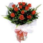 Kayseri çiçek çiçek siparişi sitesi  9 adet güzel bir gül buketi