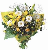 Kayseri çiçek internetten çiçek satışı  Lilyum ve mevsim çiçekleri