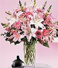 Kayseri çiçek çiçek gönderme  Kazablanka biçme vazoda