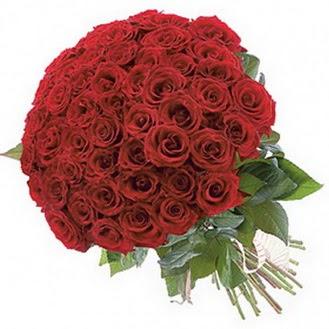 Kayseri kocasinan çiçek İnternetten çiçek siparişi  101 adet kırmızı gül buketi modeli