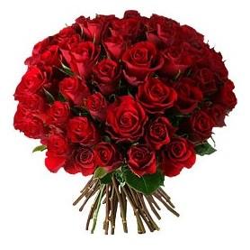 Kayseri çiçek çiçek siparişi sitesi  33 adet kırmızı gül buketi