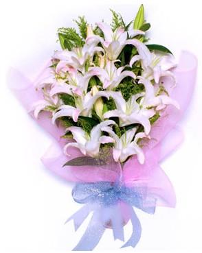 5 dal kazablankadan muhteşem buket  Kayseri çiçek çiçekçiler