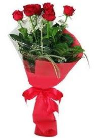 Çiçek yolla sitesinden 7 adet kırmızı gül  Kayseri çiçek online çiçek gönderme sipariş