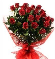 İlginç Hediye 21 Adet kırmızı gül  Kayseri çiçek cicekciler , cicek siparisi