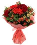 karışık mevsim buketi  Kayseri çiçek cicekciler , cicek siparisi