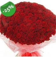 151 adet sevdiğime özel kırmızı gül buketi  Kayseri çiçek çiçek siparişi vermek