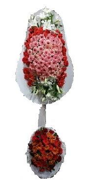 çift katlı düğün açılış sepeti  Kayseri çiçek online çiçek gönderme sipariş