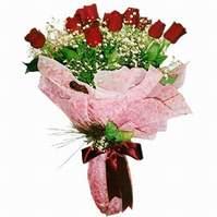 Kayseri çiçek çiçek siparişi vermek  12 adet kirmizi kalite gül