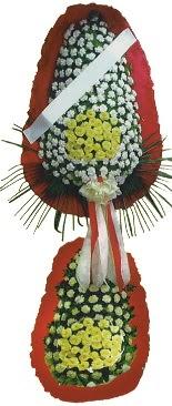Çift katlı düğün açılış çiçeği  Kayseri çiçek yurtiçi ve yurtdışı çiçek siparişi