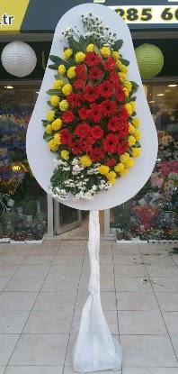 Tek katlı düğün nikah açılış çiçeği  Kayseri çiçek uluslararası çiçek gönderme
