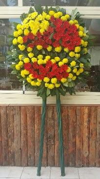 Cenaze çelengi çiçek modeli  Kayseri çiçek online çiçekçi , çiçek siparişi