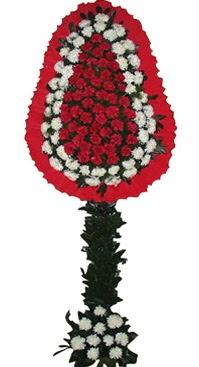 Çift katlı düğün nikah açılış çiçek modeli  Kayseri çiçek internetten çiçek siparişi