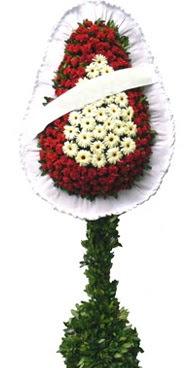 Çift katlı düğün nikah açılış çiçek modeli  Kayseri akkışla çiçek çiçekçi telefonları