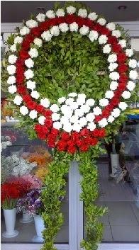 Cenaze çelenk çiçeği modeli  Kayseri çiçek çiçek mağazası , çiçekçi adresleri